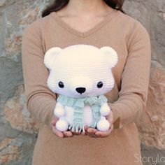 Christmas Amigurumi Crochet Patterns - Storyland Amis