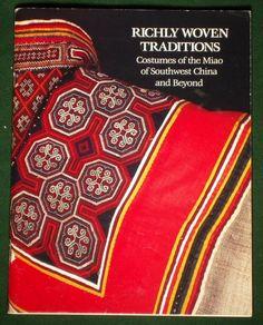 Book Chinese Miao Costume Asian Ethnic Folk Dress Batik Embroidery Laos Skirt   eBay