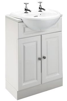 wickes toulouse vanity unit 600mm wickescouk