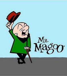 classic cartoons   MR. MAGOO
