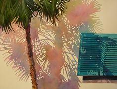 Window: Watercolor by Anne Abgott