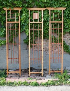 trellis designs | Found on modelandscape.com