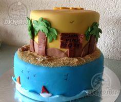 Miami Beach Cake