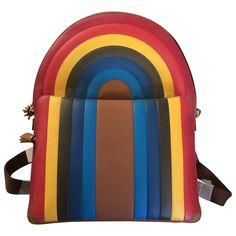 SHOP   Anya Hindmarch Rainbow backpack