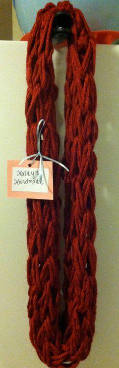 Handmade Infinity Scarves