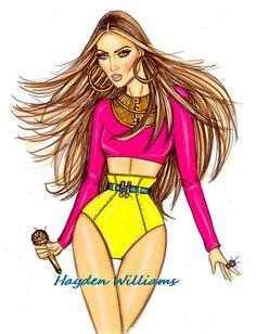 J.Lo by Hayden Williams