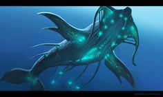 Whale 2 by grindeath-art on DeviantArt