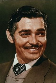 """The Baddest List Of Bad-Boy Boyfriends Wed Love To Date #Refinery29  """"Even Clark Gable, with his roguish good looks, isn't why he's here. It's the aggressive, fearless way in which he goes after what he wants and breaks all the rules—but still feels bound by the terms of his own personal code of gentlemanly behavior—that draws me in. That, and the snide comebacks, of course."""" — Neha Gandhi, deputy editor"""