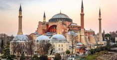 Hagia Sophia, Modern Buildings, Beautiful Buildings, History Articles, Sacred Architecture, Modern Metropolis, Place Of Worship, Roman Catholic, Roman Empire