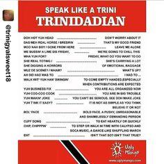 #Trinidad #Trini #Trinidadian #Trinbagonian