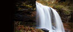 Waterfalls, waterfalls everywhere