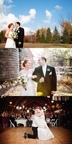 af3a4e7a854 Wedding Photography in autumn at the Blue Dress Barn in Benton Harbor