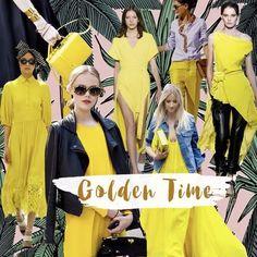 Màu vàng sắc màu được coi là khó mặc lại trở thành xu hướng đáng chú ý hoặc chí ít cũng tạo điểm nhấn ấn tượng cho hình ảnh thời trang của bạn mùa Xuân - Hè 2017. Đọc thêm về những xu hướng thời trang và làm đẹp mới nhất trên http://www.elle.vn #ellevn #ellevietnam #streetstyle #fashiontrend  via ELLE VIETNAM MAGAZINE OFFICIAL INSTAGRAM - Fashion Campaigns  Haute Couture  Advertising  Editorial Photography  Magazine Cover Designs  Supermodels  Runway Models