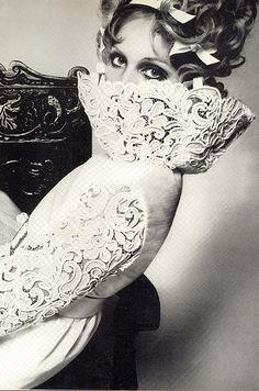 Twiggy - Vogue 1967