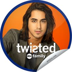 ORIGINALS BY ITALIA's #ABCFamily #Twisted Premiere Countdown: 6 Days Sticker | GetGlue
