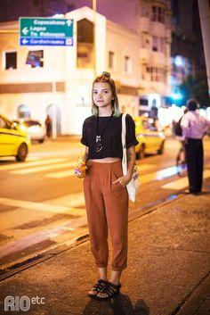Style Feminino Verao Ideas For 2019 Look Fashion, Spring Fashion, Fashion Outfits, Womens Fashion, Fashion Trends, Street Fashion, Fashion Clothes, Trendy Fashion, Fashion Shoes
