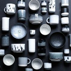 Great Absolutely Free white Ceramics plates Strategies Ceramic high-fire assemblage / black and white Ceramic Clay, Ceramic Plates, Ceramic Pottery, Pottery Designs, Pottery Ideas, Fire Art, Higher Design, Kintsugi, Assemblage
