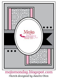 Mojo Monday - The Blog: Mojo Monday 133 - CONTEST