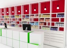 MB12 - Reinventar un clásico www.mobil-m.es @mobilm #farmacia #diseño