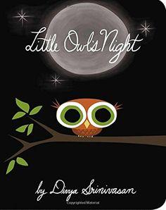 PURCHASED 6,80€ Little Owl's Night: Amazon.de: Divya Srinivasan: Fremdsprachige Bücher