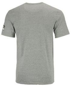 Nike Men's New England Patriots Retro 97 T-Shirt - Gray XXL