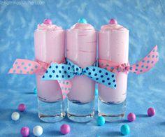 Cotton Candy Mousse @KatrinasKitchen