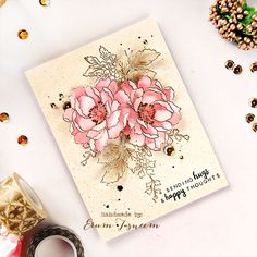 Image result for altenew ink rose pink in uk                                                                                                                                                                                 More