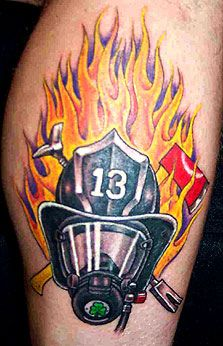 Firefighter Tattoos (Page 7)