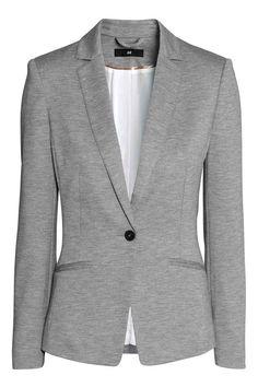 Blazer en jersey | H&M