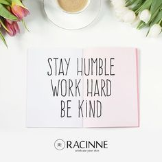 Stay humble, work hard, be kind and good things will always come your way! 💗 #lovelife #joy #happiness