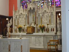 church altars | Church Altar Designs