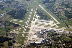 Zurich Airport Information and Transfer Page