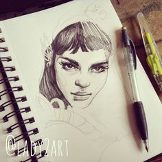 http://instagram.com/lady2art