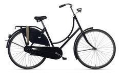 Classic Dutch Bike built by Batavus