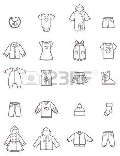 Afbeeldingsresultaat voor pictogram kleding