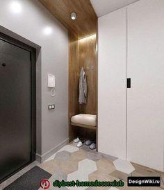 Ideas Art Deco Interior Entryway For 2019 Flur Design, Hall Design, Home Entrance Decor, House Entrance, Home Room Design, Home Interior Design, Home Decor Bedroom, Diy Home Decor, Interior Cladding