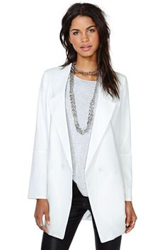 Stratospheric Blazer | Shop Clothes at Nasty Gal