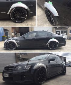 WIDEBODY FLARE KIT for VE & VF COMMODORE - XAIR Performance Holden Caprice, Holden Wagon, Pontiac G8, Holden Commodore, Modified Cars, Custom Cars, Cars And Motorcycles, Hot Rods, Dream Cars