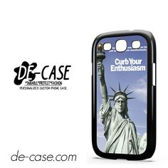 Curb Your Enthusiasm Season DEAL-2882 Samsung Phonecase Cover For Samsung Galaxy S3 / S3 Mini