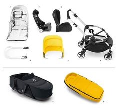Get to know and customize your own Bugaboo Bee³ at Bugaboo.com. Compact, comfort, light & easy, perfect for exploring the city streets with ease.
