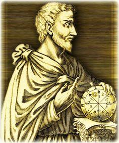 Pythagoras – Greek philosopher
