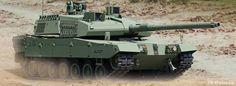Altay Tank 2013, 1st Turkish tank, Turkish Army