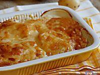 PATATE ALLA SAVOIARDA ricetta contorno veloce con patate