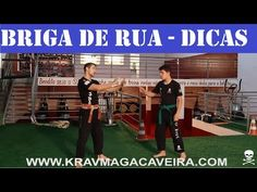 BRIGA DE RUA- COMO SE DEFENDER E VENCER RÁPIDO - DEFESA PESSOAL E E ARTES MARCIAIS - YouTube
