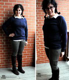 SoMi Speaks | Stitch Fix - Veda Cargo Skinny Pant by Level 99
