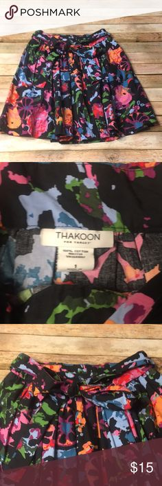 3d4db212b1467 Size 1 Thakoon for Target Floral Skirt Size 1 Thakoon for Target Floral  Skirt. Side