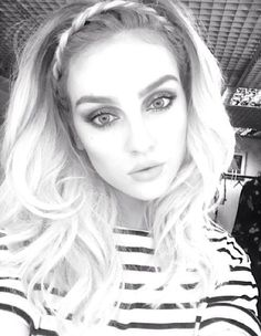 Perrie Edwards Hairstyle