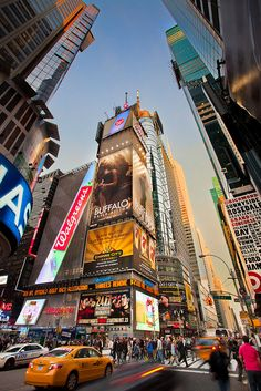 Times Square - New York City - New York - USA