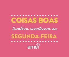 Bom dia, boa segundona ❤ #lojaamei #bomdia #segundafeira #muitoamor #semananova