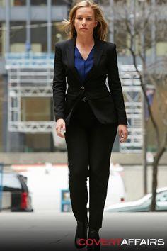 """Annie Walker, Season 5 """"Shady Lane"""" - Covert Affairs"""